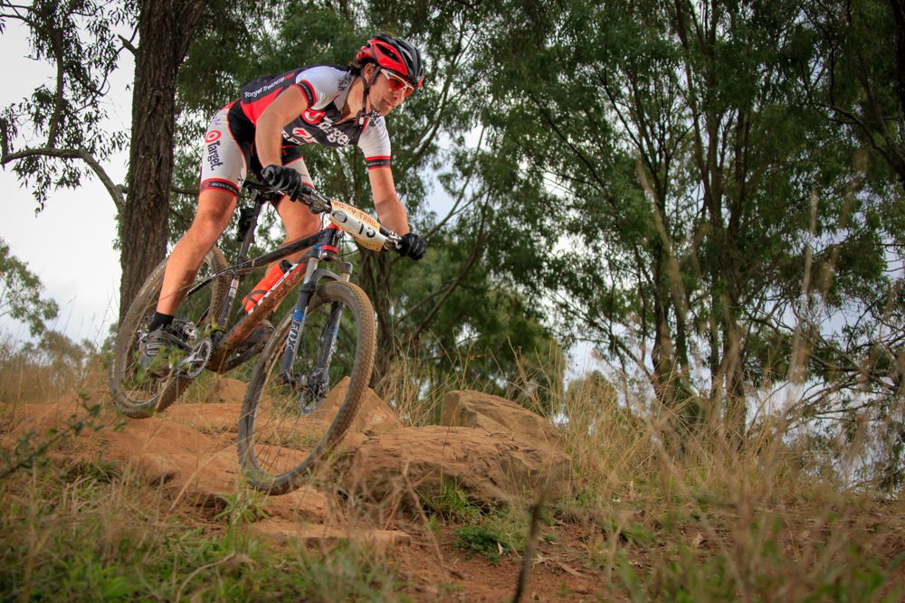 Ed McDonald, GP7 Hour elite male and outright winner of the SHIMANO MTB GP Round 4.