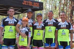 JetBlack Racing Team: launch of Australia's biggest amateur racing team this weekend.