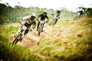 Rollercoaster Gravity Enduro races taking riders to exciting mountain bike trails in NSW in 2014. Photo: Ales Matousek