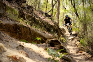Reigning Gravity Enduro NSW Series Champion, Jon Odams will be at the start. - Photo: Flow MTB