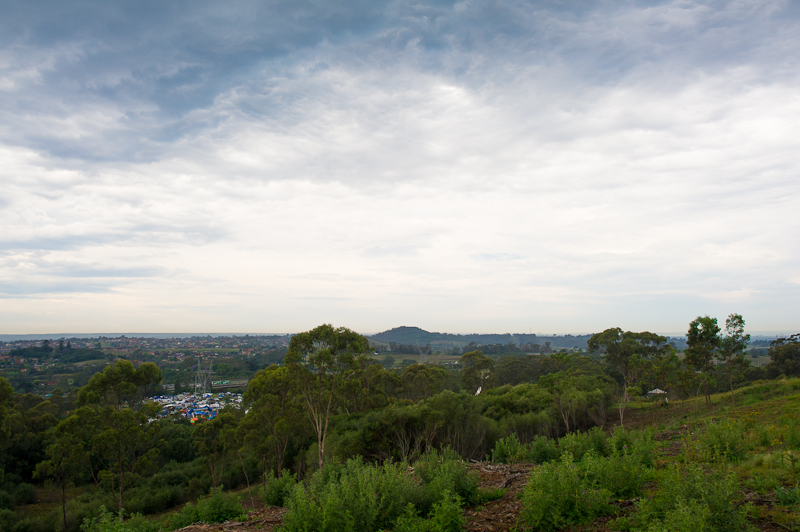 Not just a pretty place - The Aust. Botanic Garden Mt Annan. Photo: GiRo