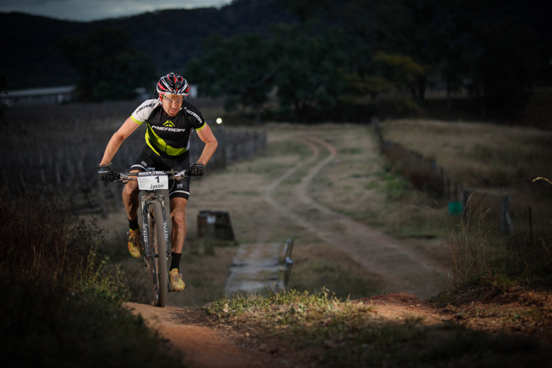 Jason English claims another JetBlack 12 Hour elite solo title in 2014.