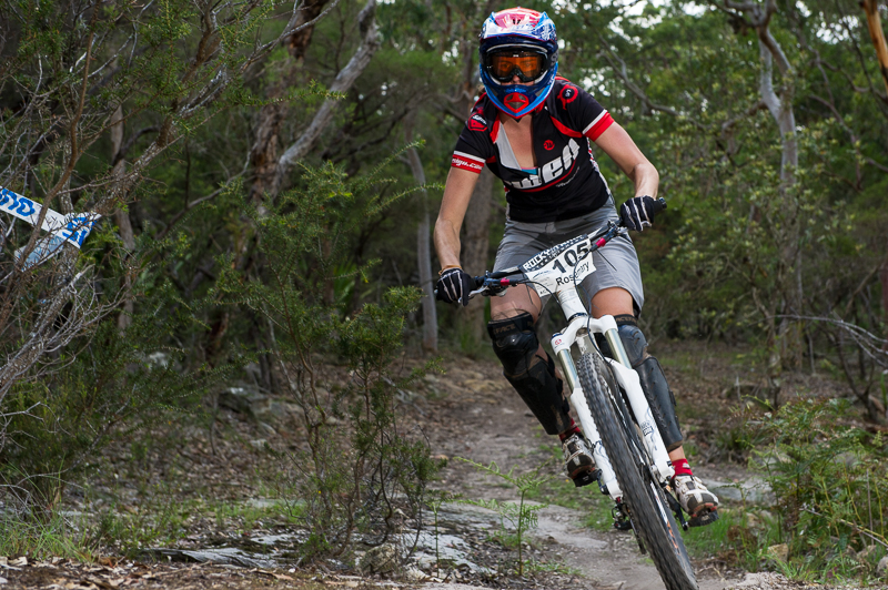 Rosemary Barnes - Elite Women's series leader. Photo: OuterImage.com.au
