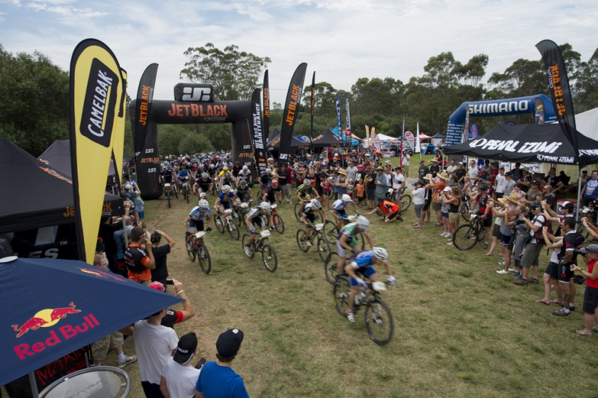 More than 400 riders are expected to compete at the JetBlack 24 Hour.