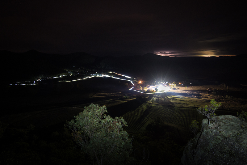Night racing at James Estate - your next chance is at the JetBlack 24 Hour in  January 2016.