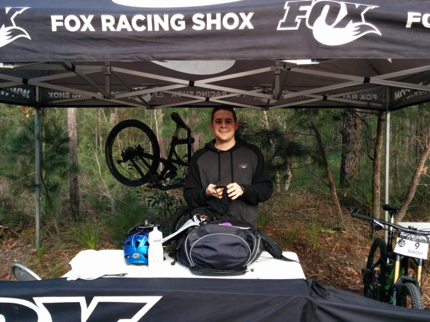 Simon Glanville, Ride Fox Australia product manager will assemble his crew and visiting International Fox Ambassadors at Stromlo Forest Park!