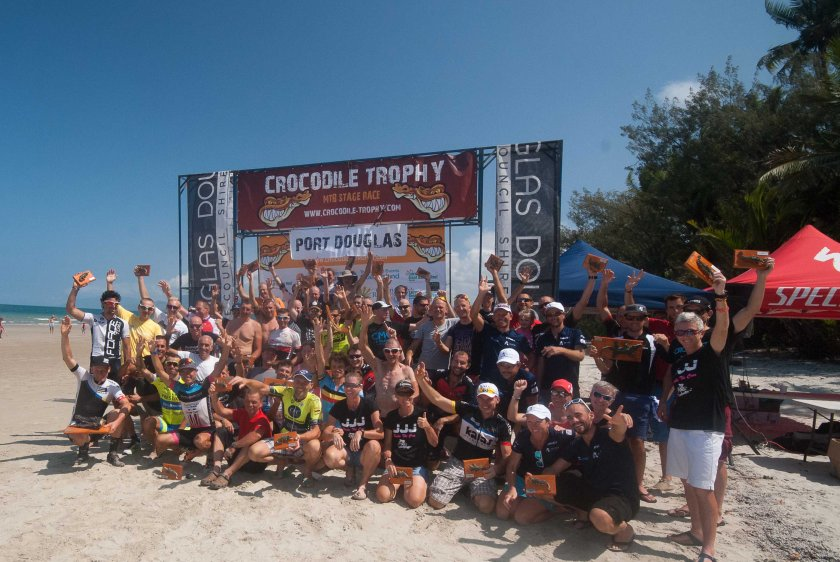 Croc Class of 2015 - congratulations to the entire Il Pastaio / Rocky Trail Racing Team!