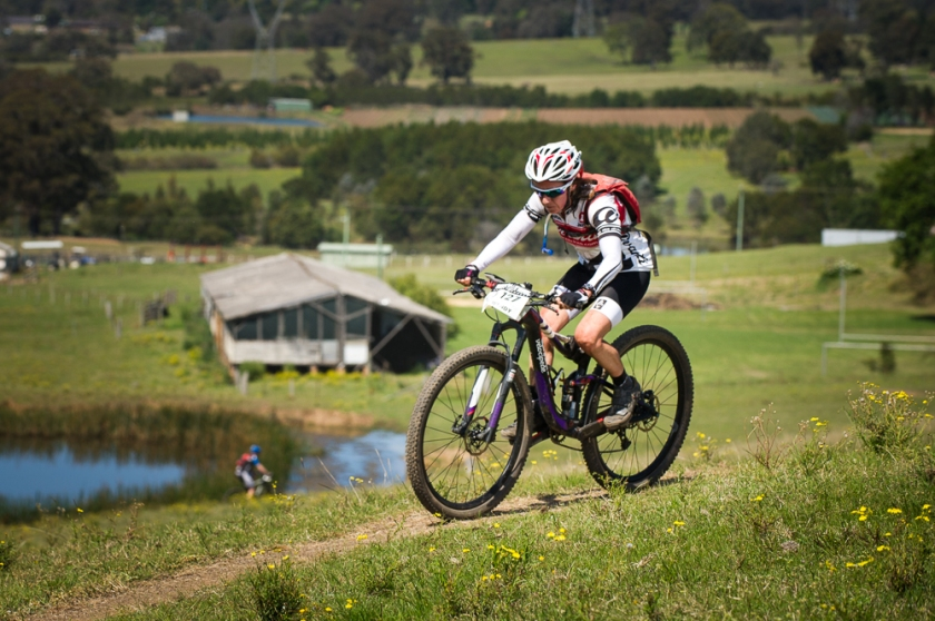 A consistent Wendy Stevenson wins in Picton and takes out the women's solo GC series title.