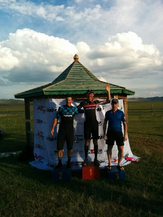 Clayton Locke took out the 2nd place in M2 today - go get 'em boys!
