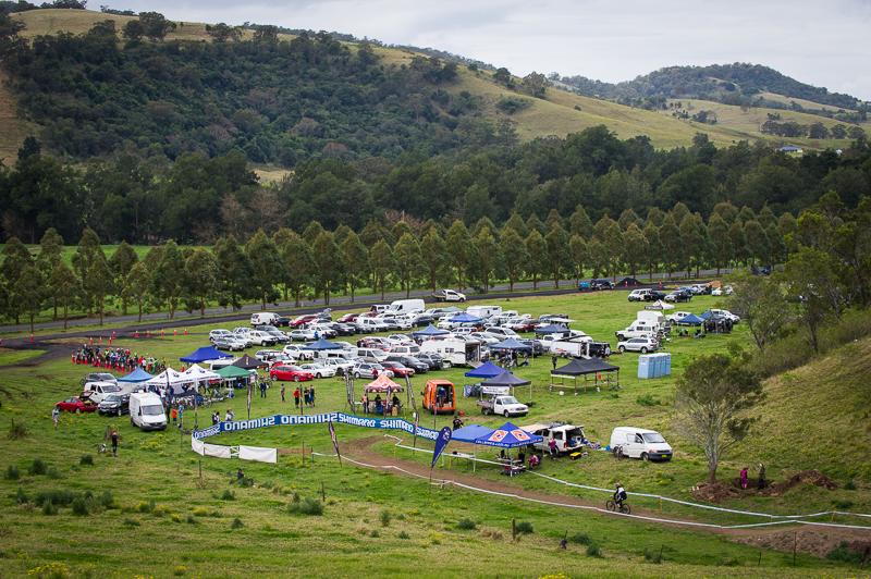 Event Centre at Greenvalleys MTB Park. Photo: OuterImage.com.au